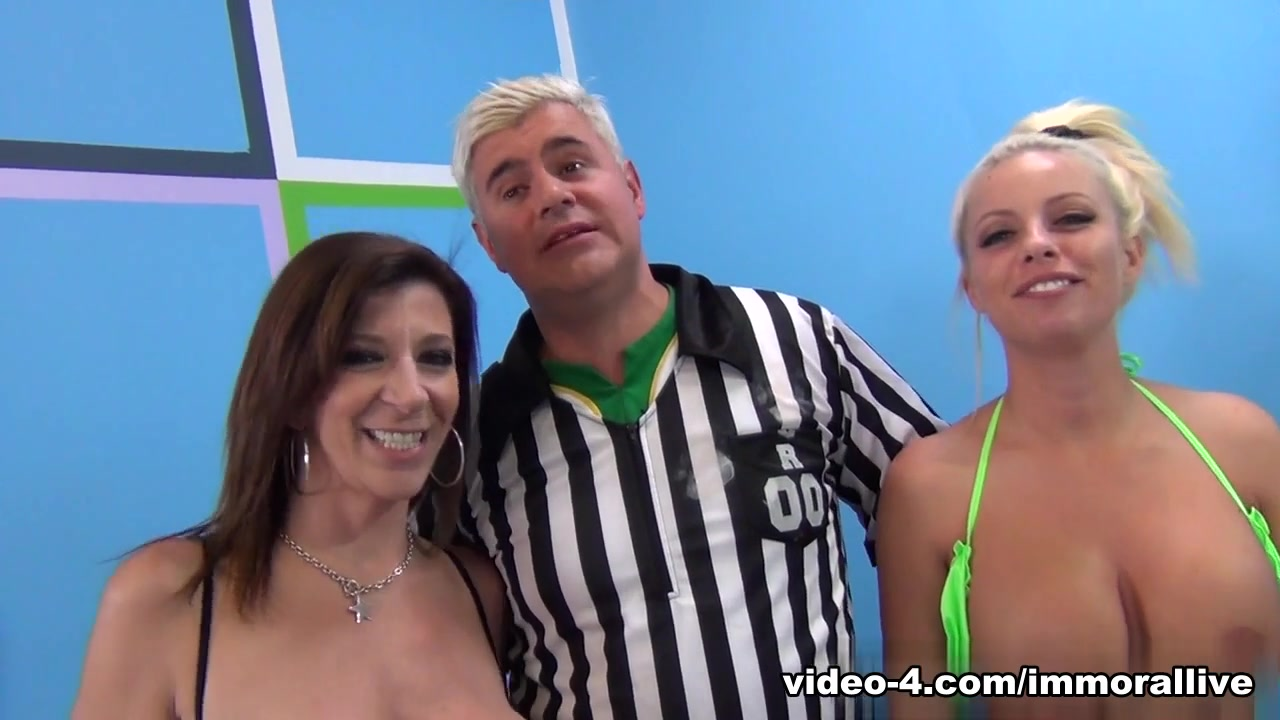 Wild Adult Movie Stars Sara Jay, Britney Amber In Greatest Large Knockers, Large Caboose Pornography Vid