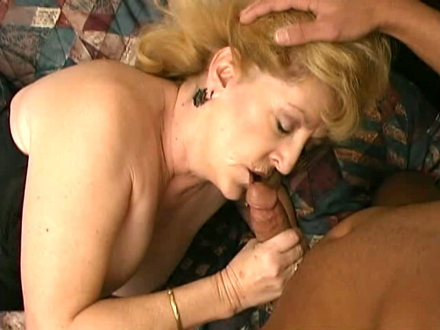 Unshod Big-boobed Blondie Grandmother Kitten Fox Inhaling A Thick Dark-hued Jizz-shotgun In Bed Room
